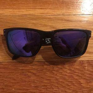 Black Oakley sunglasses